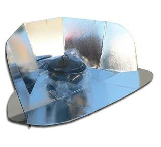 cocina solar portatil cookit
